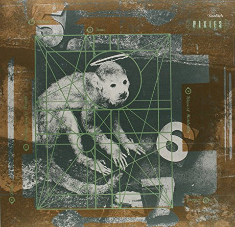 Pixies - Doolittle Vinil - Salvaje Music Store MEXICO