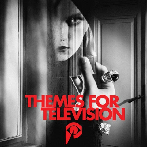 Johnny Jewel - Themes For Television (2xLP Coloured Vinyl)