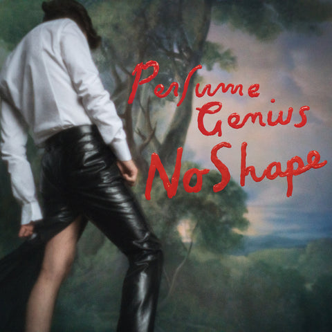 Perfume Genius - No Shape (Limited edition, clear vinyl) Vinil - Salvaje Music Store MEXICO