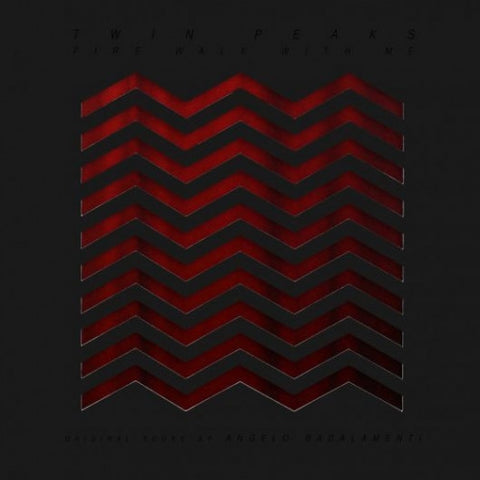 Angelo Badalamenti - Twin Peaks: Fire Walk With Me (OST, 2XLP - Cherry Pie Color Vinyl) Vinil - Salvaje Music Store MEXICO
