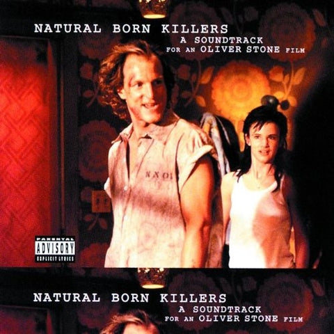 Natural Born Killers OST (2xLP Coloured) Vinil - Salvaje Music Store MEXICO