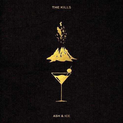 The Kills - Ash & Ice (Limited edition version, 2xLP colored vinyl)
