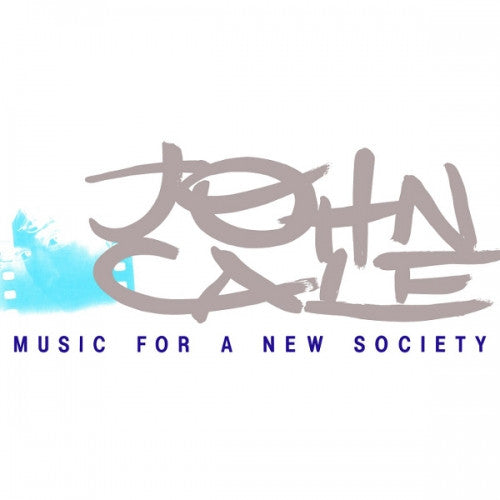 John Cale - Music For A New Society Vinil - Salvaje Music Store MEXICO