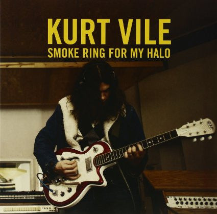 Kurt Vile -  Smoke Ring For My Halo Vinil - Salvaje Music Store MEXICO