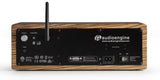 Audioengine bocina Bluetooth de escritorio, color negro ceniza - B2