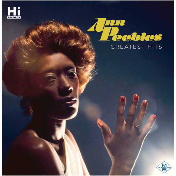 Ann Peebles - Greatest Hits Vinil - Salvaje Music Store MEXICO