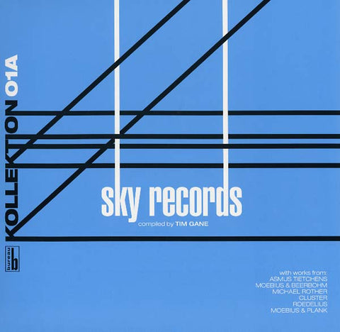 Tim Gane - Kollektion 01: Sky Records Compiled by Tim Gane: Volume A