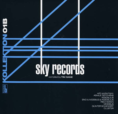 Tim Gane - Kollektion 01: Sky Records Compiled by Tim Gane: Volume B