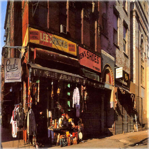 Beastie Boys - Paul's Boutique (DLX 20th Anniversary 180g LP) Vinil - Salvaje Music Store MEXICO