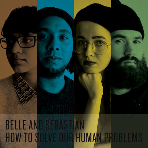 Belle and Sebastian - How To Solve Our Human Problems (Parts 1-3) 3xLP Boxset, edición limitada Vinil - Salvaje Music Store MEXICO