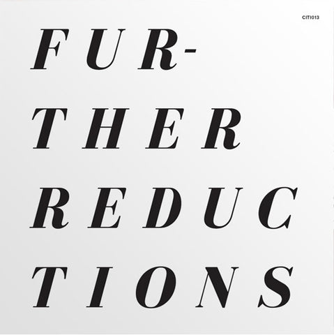 Further Reductions - Woodwork Vinil - Salvaje Music Store MEXICO