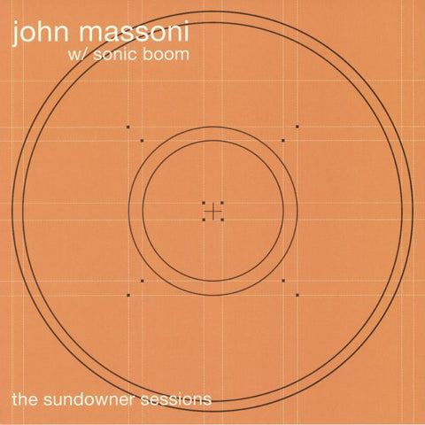 John Massoni & Sonic Boom - The Sundowner Sessions (180g LP, Army Green coloured heavyweight - RSD 2020)