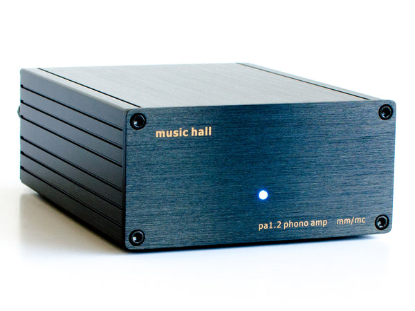 Music Hall Audio - PA1.2 mm/mc phono amp preamp - Salvaje Music Store MEXICO