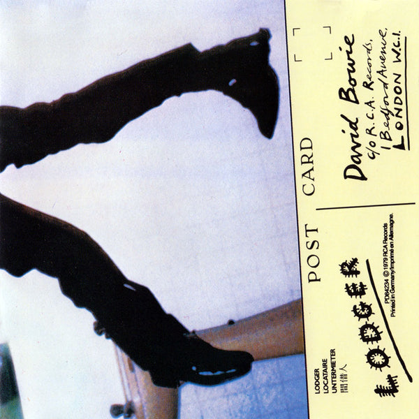 David Bowie - Lodger Vinil - Salvaje Music Store MEXICO