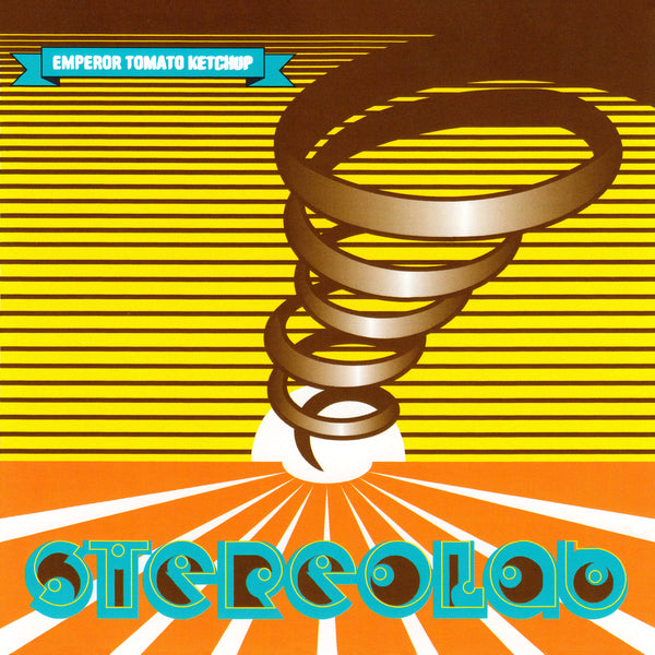 Stereolab - Emperor Tomato Ketchup (Expanded Edition 3xLP Clear)