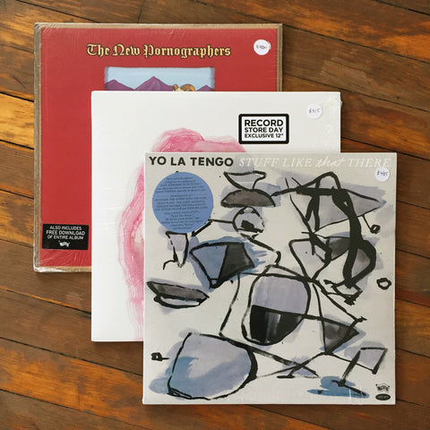 Yo La Tengo, Spoon, The New Pornographers - Pack 3