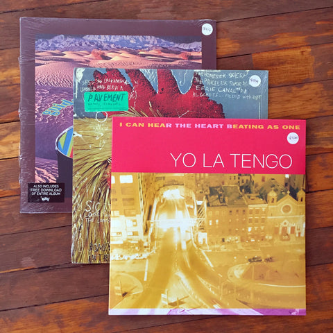Yo la Tengo, Pavement, Guided By Voices - Pack 9