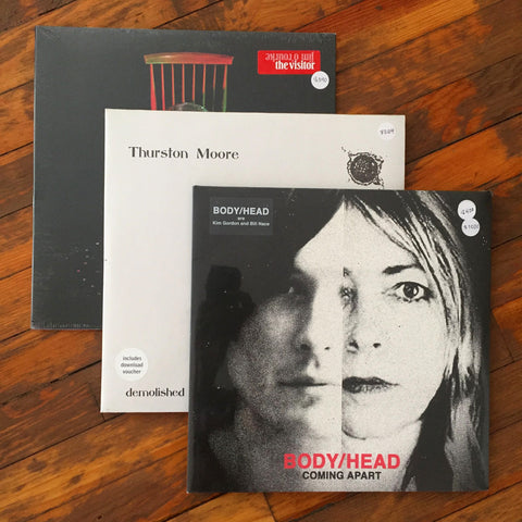 Body/Head, Thurston Moore, Jim O´Rourke - Pack 15