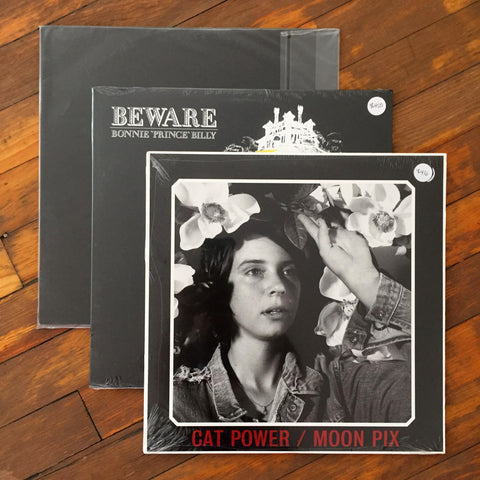 "Cat Power, Bonnie ""Prince"" Billy, Bill Callahan - Pack 23 Vinil - Salvaje Music Store MEXICO"