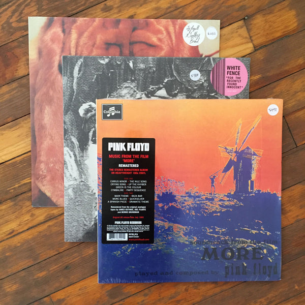 Pink Floyd, Ty Segall, White Fence - Pack 26