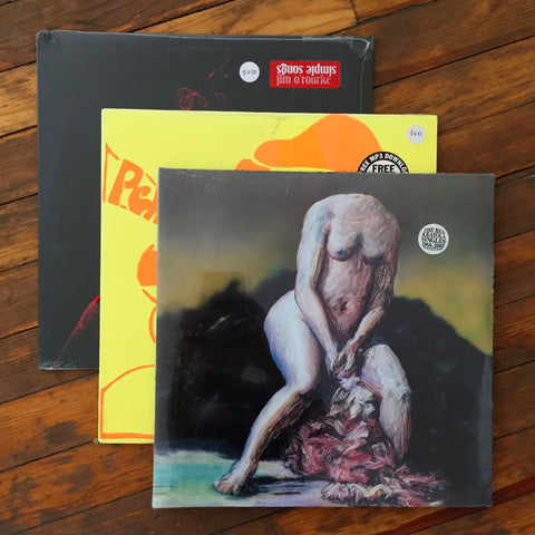 The Red Krayola, Jim O'Rourke, Stereolab - Pack 31