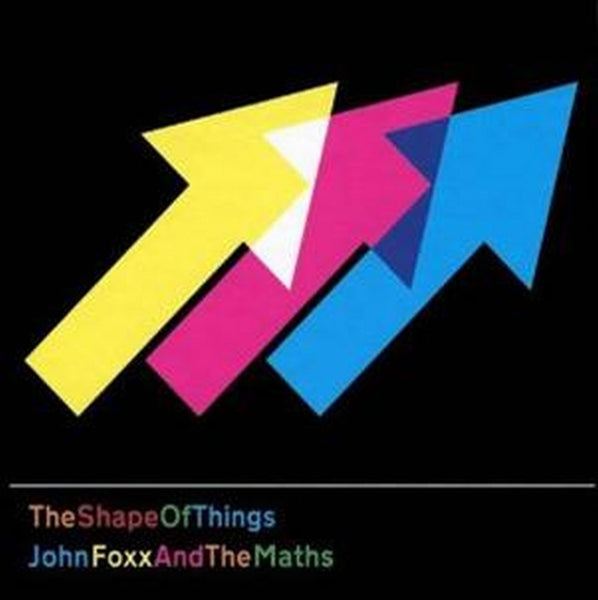 John Foxx And The Maths ‎– Interplay + The Shape Of Things (2LP) vinil - Salvaje Music Store MEXICO
