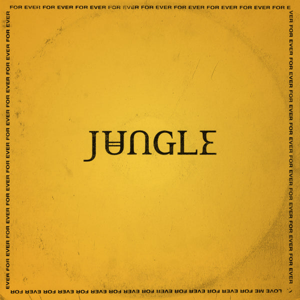 Jungle - For Ever Vinil - Salvaje Music Store MEXICO