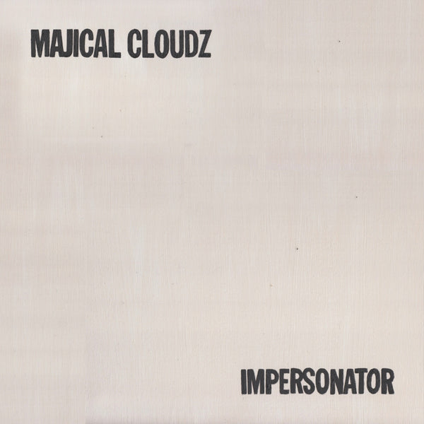 Majical Cloudz - Impersonator Vinil - Salvaje Music Store MEXICO