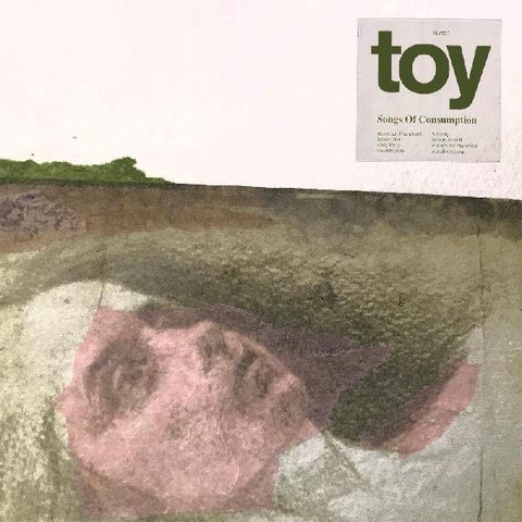 Toy - Songs Of Consumption (Color Vinyl)