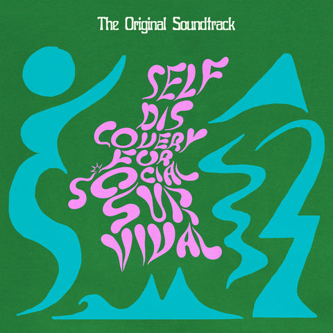 Self Discovery For Social Survival - The Original Soundtrack LP Vinil - Salvaje Music Store MEXICO