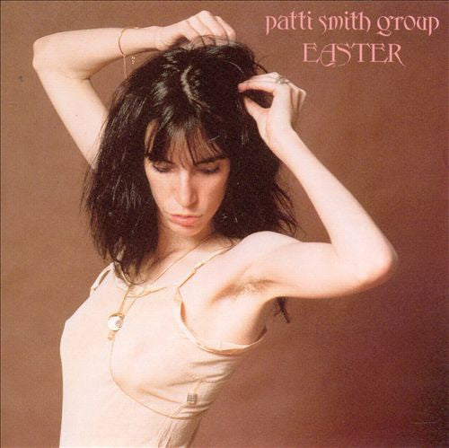Patti Smith - Easter Vinil - Salvaje Music Store MEXICO