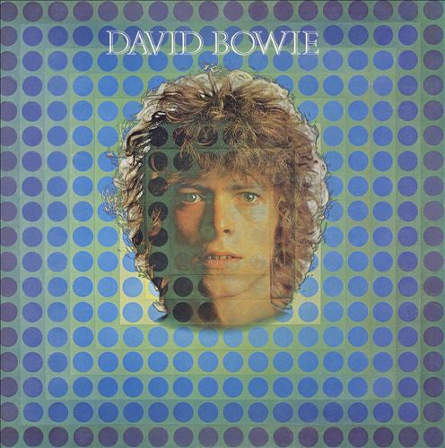 David Bowie - A.k.a. Space Oddity Vinil - Salvaje Music Store MEXICO