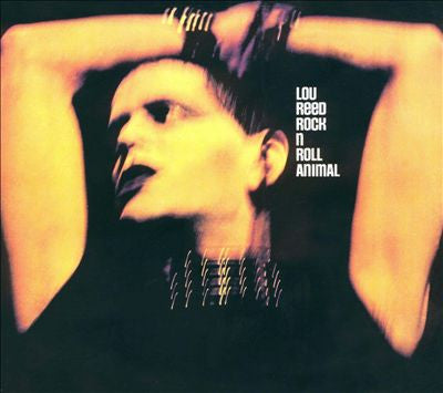 Lou Reed - Rock n Roll Animal Vinil - Salvaje Music Store MEXICO