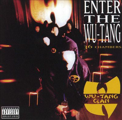 Wu-Tang Clan - Enter the Wu-Tang (36 Chambers) Vinil - Salvaje Music Store MEXICO