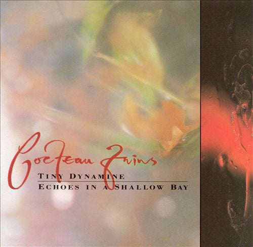 Cocteau Twins - Tiny Dynamine & Echoes in a Shallow Bay Vinil - Salvaje Music Store MEXICO