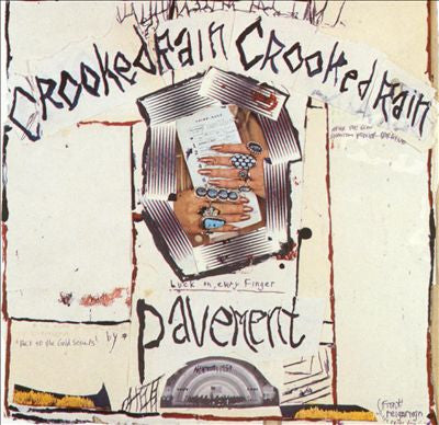 Pavement - Crooked Rain, Crooked Rain Vinil - Salvaje Music Store MEXICO