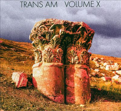 Trans Am - Volume X Vinil - Salvaje Music Store MEXICO