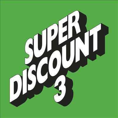 Etienne de Crécy - Super Discount, Vol. 3 Vinil - Salvaje Music Store MEXICO