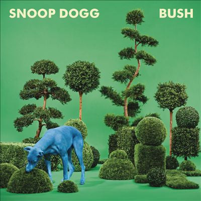 Snoop Dogg - Bush (vinil azul) Vinil - Salvaje Music Store MEXICO