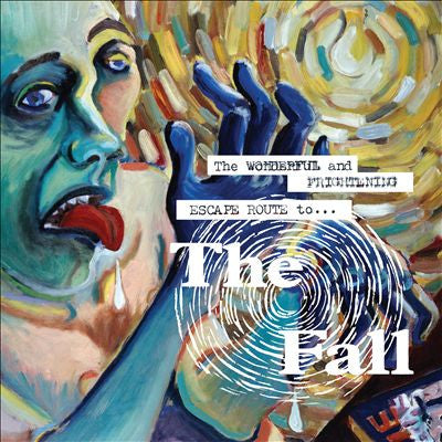 The Fall - The Wonderful And Frightening Escape Route To The Fall Vinil - Salvaje Music Store MEXICO