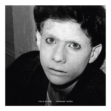 Felix Kubin - Teenage Tapes Vinil - Salvaje Music Store MEXICO