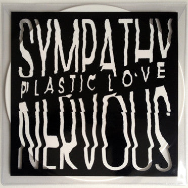 Sympathy Nervous - The Plastic Love (vinil blanco) Vinil - Salvaje Music Store MEXICO