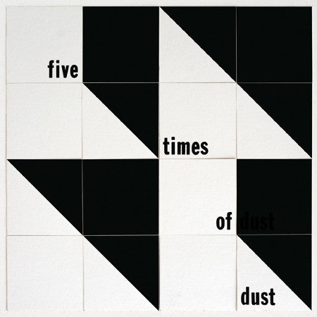 Five Times Of Dust - Smile With The Eyes [2xLP] Vinil - Salvaje Music Store MEXICO