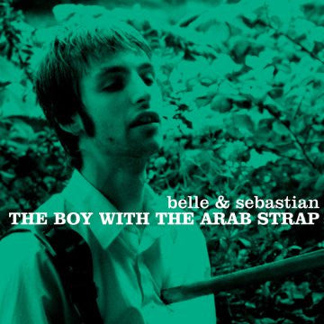 Belle and Sebastian -  The Boy With The Arab Strap (Re-Issue) Vinil - Salvaje Music Store MEXICO
