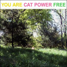 Cat Power -  You Are Free Vinil - Salvaje Music Store MEXICO