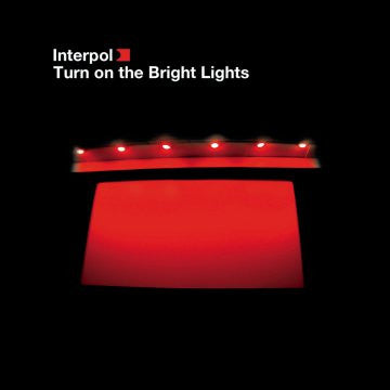 Interpol - Turn On The Bright Lights Vinil - Salvaje Music Store MEXICO