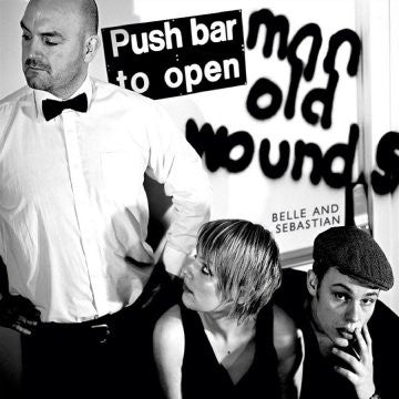 Belle and Sebastian -  Push Barman To Open Old Wounds (Re-Issue - 3xLP) Vinil - Salvaje Music Store MEXICO
