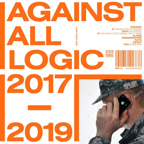 Against All Logic - 2017-2019 (3xLP)