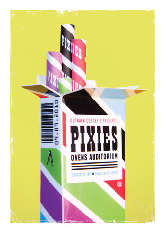 The Pixies - Print