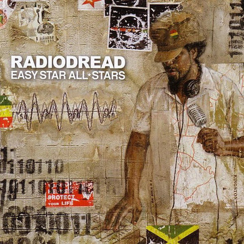 Easy Star All Stars ‎– Radiodread (2×LP, Gold)